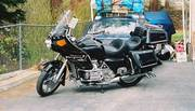 79 GL1000 Goldwing w/ Big Bore kit - 45  mpg