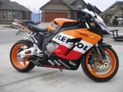 2005 Honda Cbr 1000rr Repsol