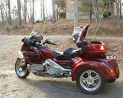 2005 Honda Goldwing GL 1800