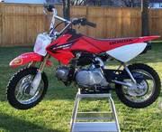 2007 Honda CRF 50cc