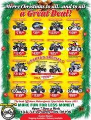 Sinclair's Super Christmas Sales Event