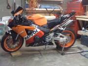 2002 Honda CBR 954 REPSOL