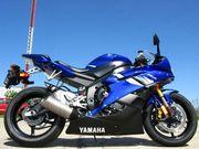 2006  YAMAHA  YZF-R6   BLUE  LIKE A NEW