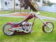 2005 Custom Built Motorcycles Chopper