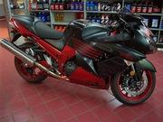 2008 Kawasaki Ninja ZX1400 ZX14 $2800
