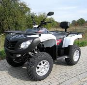 2010 JETPOWER STEELHEAD 700 ALLRADQUAD ATV 4x4