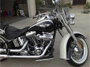 2012 Harley-Davidson Softail DELUXE Cruiser