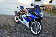 2005 Suzuki GSXR 1000,  37500 km in very good condition