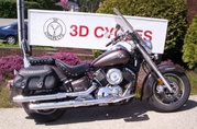 Yamaha V-Star Classic 1100cc - REDUCED - Only $2, 950.00