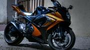 Free 8 months used 2013 Suzuki GSXR750 Motorbikes for free